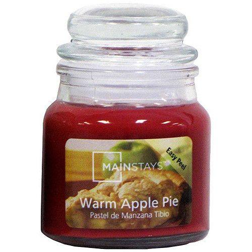 Mainstays 3 oz Candle, Apple Pie