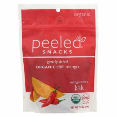Peeled Snacks Snack Mango With A Kick,2.8Oz (Pack Of 12)