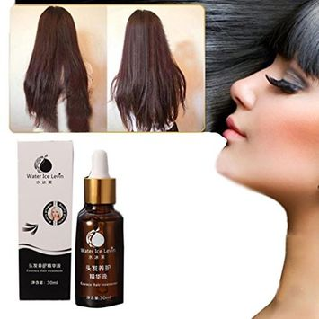 Hunputa Natural Hair Growth Serum – Encourages Scalp Stimulation and Reactivates Hair Follicles to Promote Fuller, Thicker, Healthier Hair and Promote Hair Growth