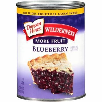 Wilderness Blueberry Pie Filling (Pack of 20)