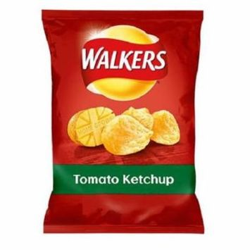 Walkers Tomato Ketchup 33g (Pack of 6)
