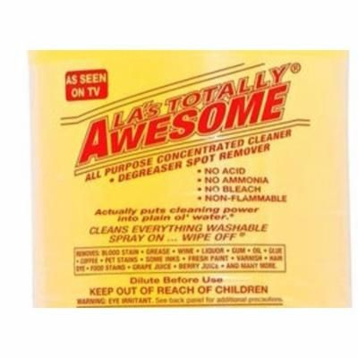La's Totally Awesome All Purpose Concentrated Cleaner, 20 Oz New