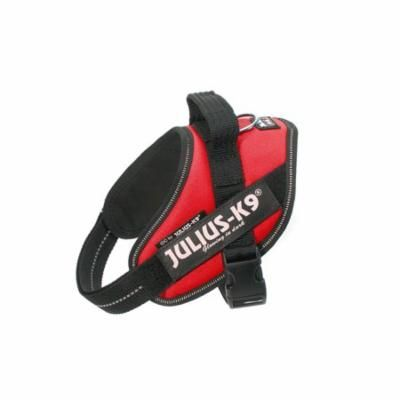 IDC Powerharness, dog harness, Size: Mini, Red