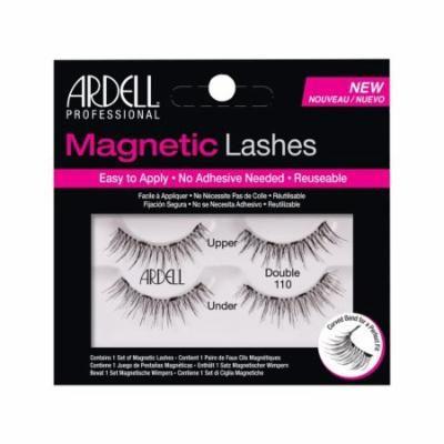 Ardell Double Magnetic Eyelashes Black (Pack of 24)