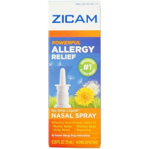 Zicam Allergy Relief Nasal Gel 0.50 oz