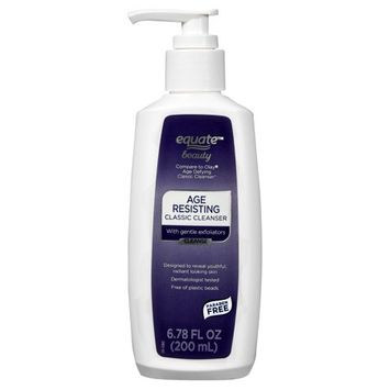 equate™ Beauty Age Resisting Cleanser