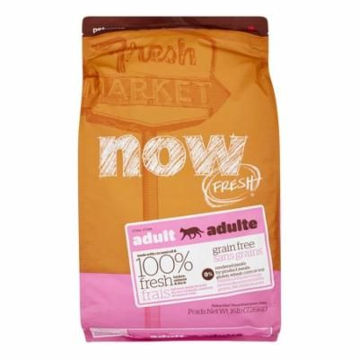 Petcurean Now Fresh Grain-Free Adult Recipe Dry Cat Food, 16 Lb