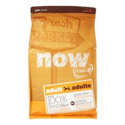 Petcurean Now Fresh Grain-Free Adult Recipe Dry Dog Food, 6 Lb