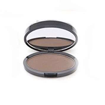 Professional Women's Stylish Cosmetic Eyebrow face enhancer Stamp - Chocolate Brown