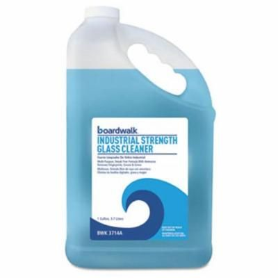 Boardwalk Industrial Glass Cleaner with Ammonia, 4 Gallons (BWK3714A)