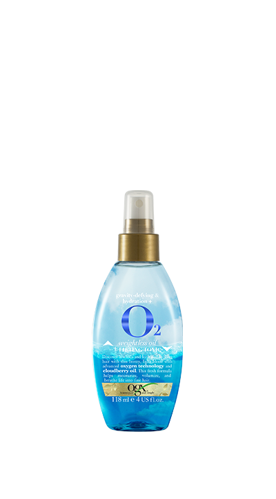O2 (Oxygen) Weightless Oil & Lifting Tonic