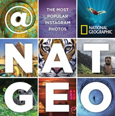 @natgeo (Hardcover), Books