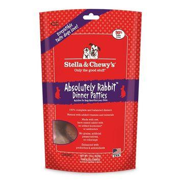 Stella & Chewy's Raw Dinners Freeze-Dried Dog Food [Rabbit]