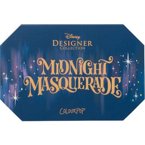 ColourPop Midnight Masquerade Eyeshadow Palette