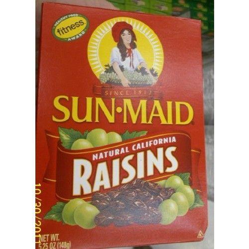 Sun-maid Raisins Natural California