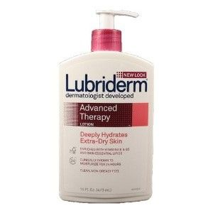 Lubriderm Advanced Therapy Moisturizer