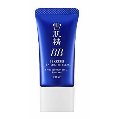 SEKKISEI Treatment BB Cream, Broad Spectrum SPF 37 Sunscreen, 26ml/1 fl.oz (01)