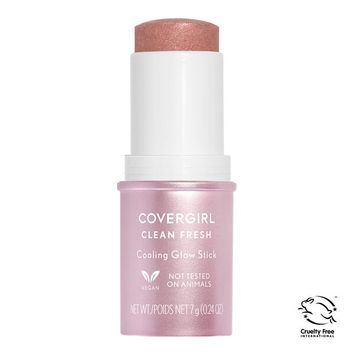 COVERGIRL Clean Fresh Cooling Glow Highlighter Stick