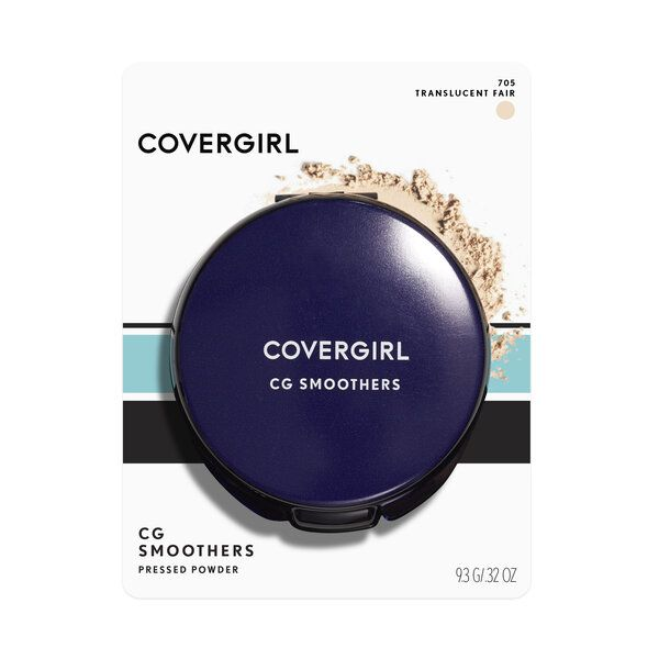 COVERGIRL Smoothers Pressed Powder Translucent