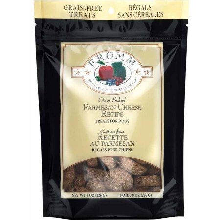 Fromm Four-Star Nutritionals® Parmesan Cheese Dog Treat