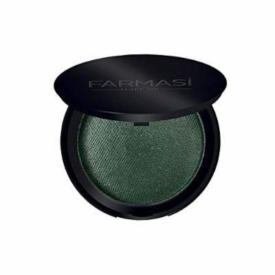Farmasi Make up Mono Eyeshadow, 5 g./0.18 oz. (08-Amazon Green)