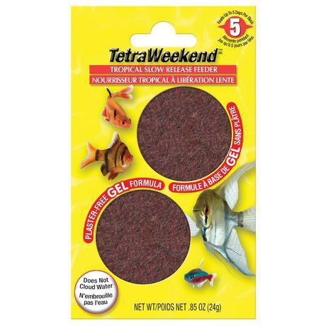 Spectrum Tetra Weekend Tropical Slow Release Feeder