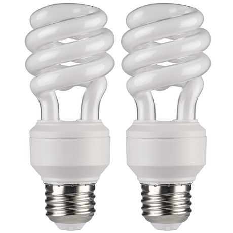 Great Value T3 14W Soft White Compact Fluorescent Light