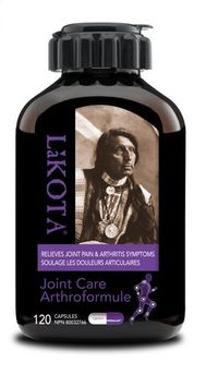 Lakota Joint Care Pain Reliever Capsules