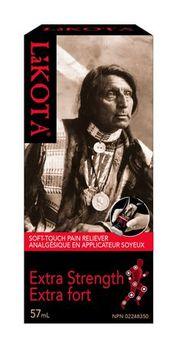 Lakota Extra Strength Soft Touch Pain Reliever Liquid