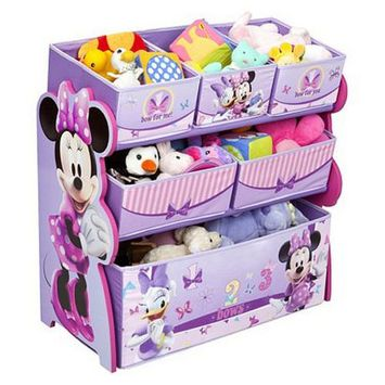 Disney Minnie Multi-Bin Organizer
