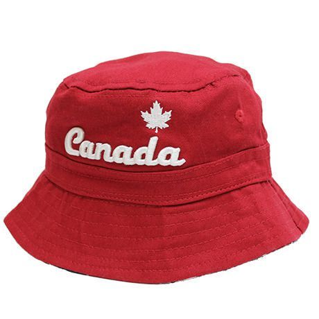 Canadiana Baby Boys' Bucket Hat