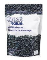 Great Value Frozen Blueberries