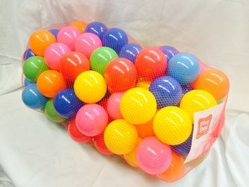 Play Day - Play Balls, Set Of 100