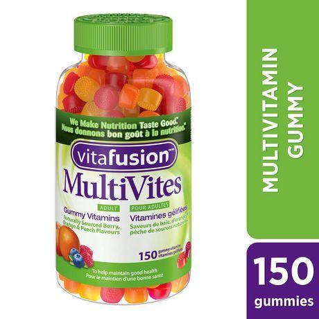 Vitafusion Multivites Adult Gummy Vitamins