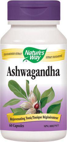Nature's Way Ashwagandha Capsules