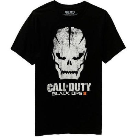 Call of Duty Black Ops III Licensed Graphic T-Shirt (X-Large)