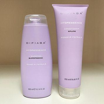 Difiaba Hydressence Shampoo 10 oz + Conditioner 8.45 oz - DUO SET