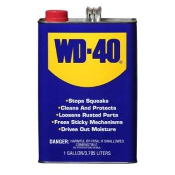 WD-40 128 oz. 1-Gal. Penetrating Lubricant