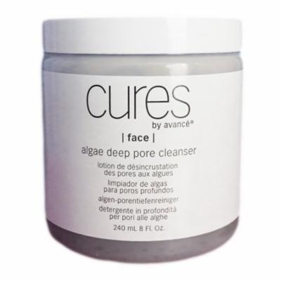 Cures by Avance Algae Deep Pore Cleaner 8 Oz