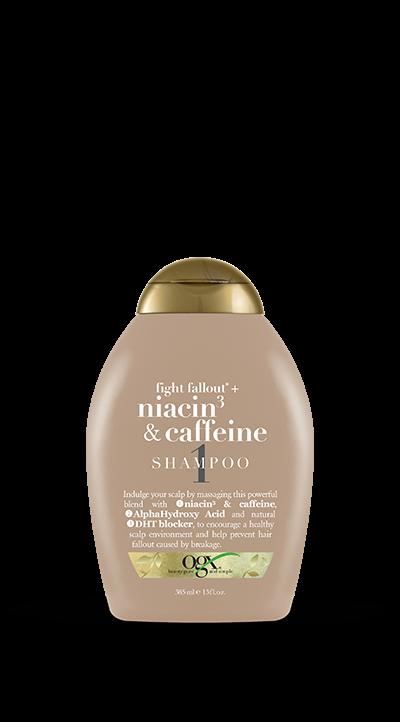OGX Niacin3 & Caffeine Shampoo