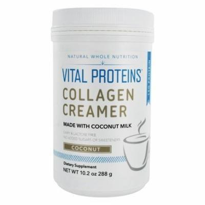 Coconut Milk Collagen Creamer Coconut - 10.2 oz. by Vital (pack 0f 4)