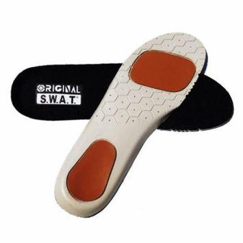 Original Swat Custom Molded Orthotic Polyurethane Insole w/Poron Heel & Footpads