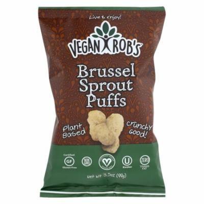 Vegan Robs Vegan Robs Brussel Sprout Puffs, 3.5 oz