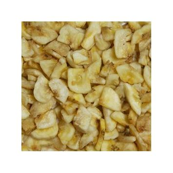 Azar, Dried Sweet Banana Chips 14 lb. (1 Count)
