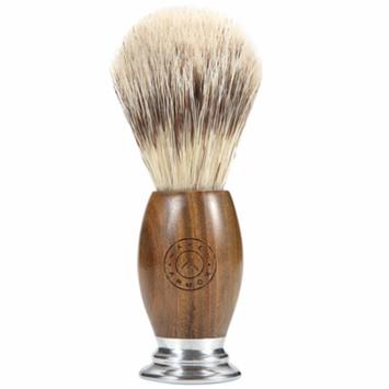 Sandalwood Swan Shaving Brush