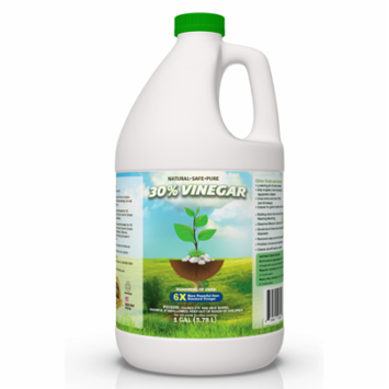 30% Natural Vinegar   Industrial Strength 300 Grain Vinegar - Home & Garden