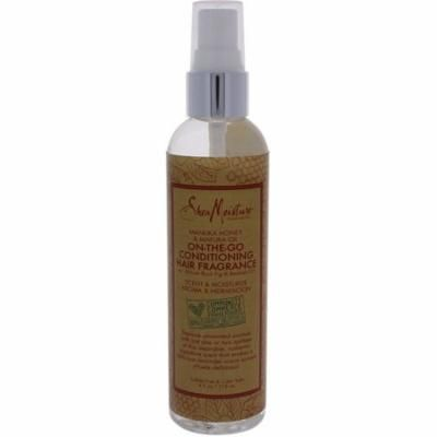 4 Pack - Shea Moisture Manuka Honey & Mafura Oil On-the-Go Conditioner Hair Fragrance Spray 4 oz