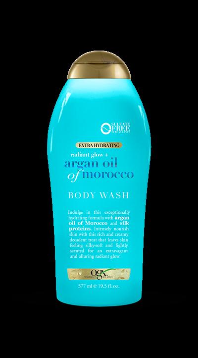 OGX Argan Oil of Morocco Extra Hydrating Body Wash
