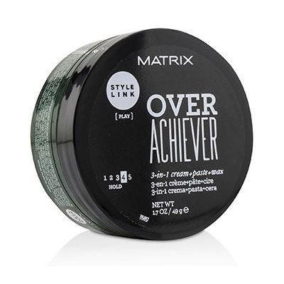 Matrix Style Link Over Achiever 3-In-1 Cream+paste+wax (hold 4) 49g/1.7oz