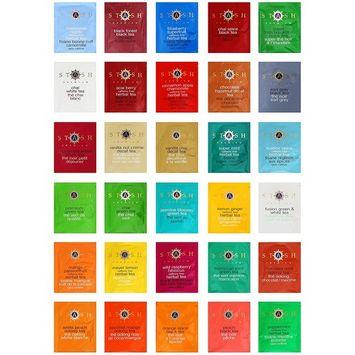 Stash Tea, Mixed Tea and More Tea Variety Assortment Sampler
